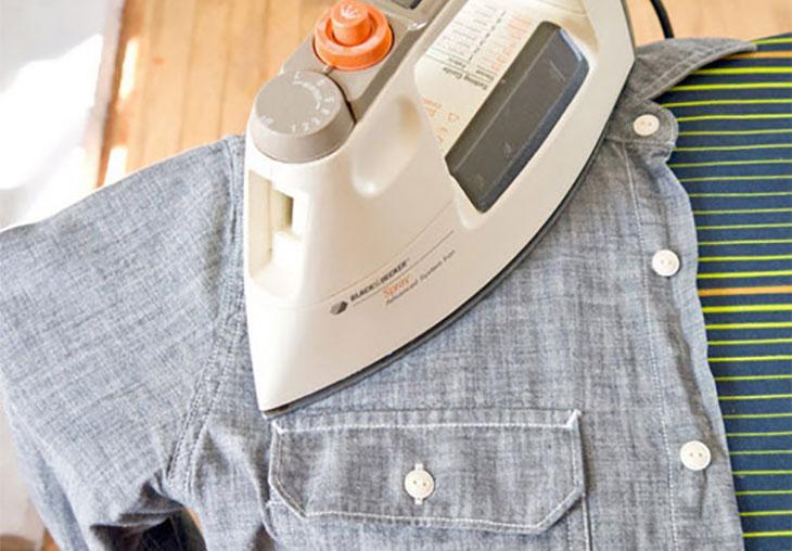 Chia sẻ bí kíp ủi đồ công sở đảm bảo nhanh và đẹp