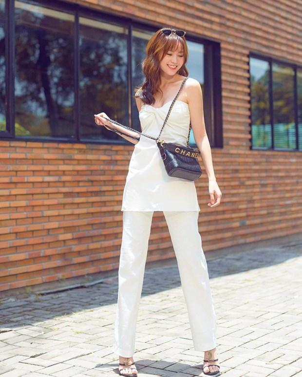 bí quyết mặc đẹp cùng diễn viên Ninh Dương Lan Ngọc